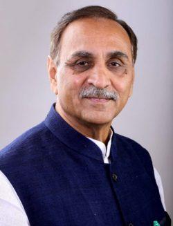 Shri Vijay Rupani, Chief Minister of Gujarat