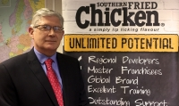 Andrew McNair, Southern Fried Chicken, Franchise Development Manager