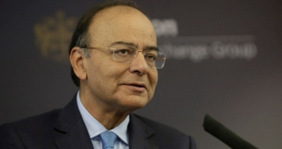 Arun Jaitley Batting for growth