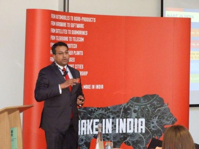 Vivek Sonny Abraham - Invest India,