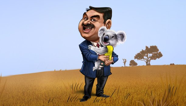 Adani weathers storm over Queensland mining project