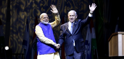 India-Israel Past tense, future perfect