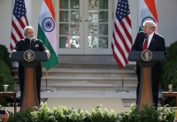 India-US One step forward, half a step back