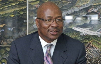 Kingsley Makhubela, CEO - Brand South Africa