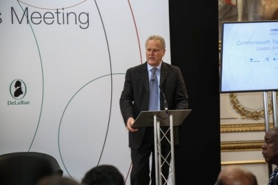 Lord Marland, Chairman - Commonwealth Enterprise and Investment Council (CWEIC)