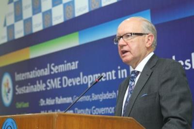Michael Sippitt, Chairman - Commonwealth Environmental Investment Platform (CEIP) 1