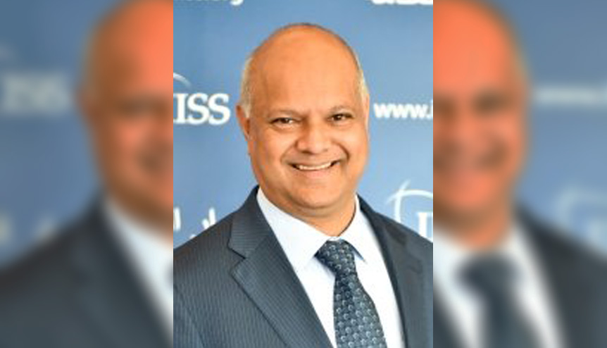 Rahul Roy-Chaudhury International Institute for Strategic Studies (IISS)