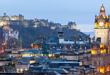 Scotland vies for Indian investments