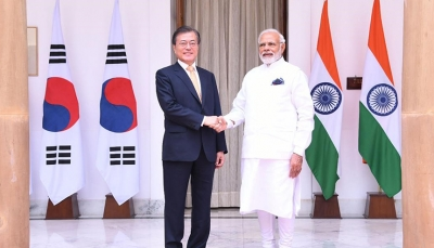 India-Korea A renewed push