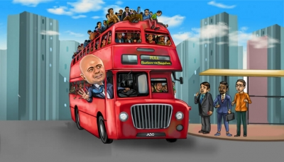 Sajid, smart young Indians must be encouraged to jump on the Global Britain bus