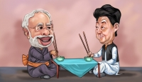 Chopstick Diplomacy: Decoding the Modi-Abe equation