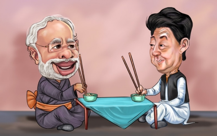 Chopstick Diplomacy: Decoding the Modi-Abe equation