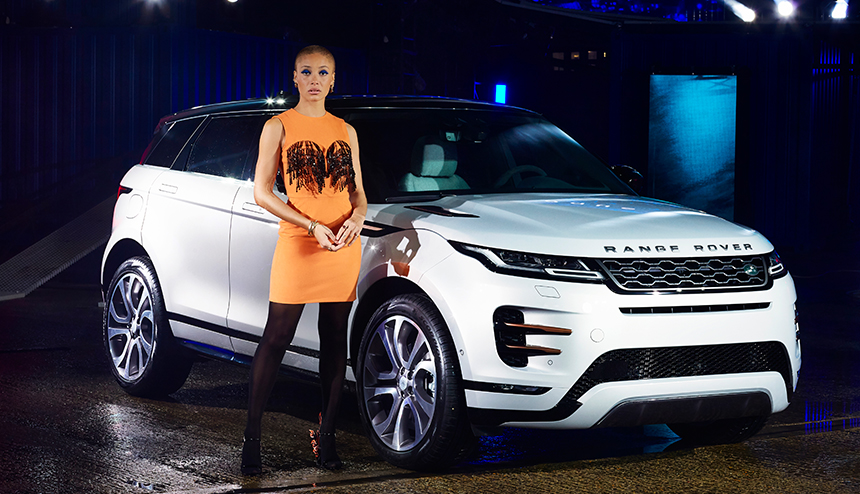 Tata Motors Celebrates New Baby Range Rover India Global Business