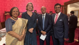 'UK-India Week 2019 is about setting the pace for an exciting new innings' ML Speech guests 300x172