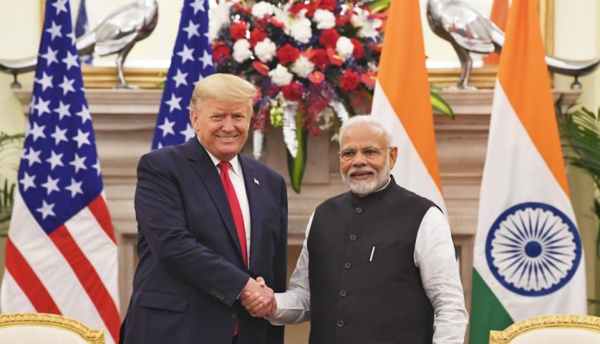 The real takeaway from Trump's India visit The real takeaway from Trump   s India visit
