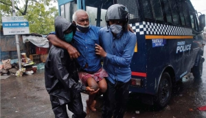 Amphan complicates India's Coronavirus crisis