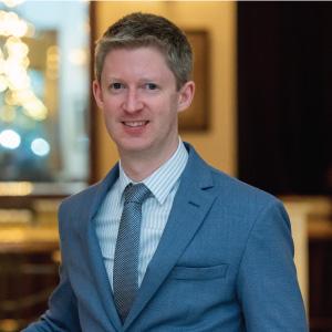 Barry O'Driscoll, Senior Adviser for Education,Ireland