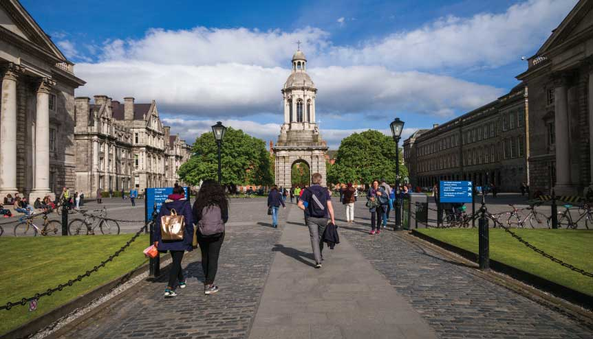 COVID-19 and Ireland's initiatives to help the students