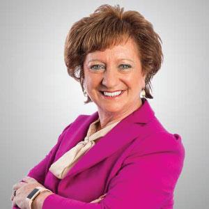 Dr Liz Cameron OBE