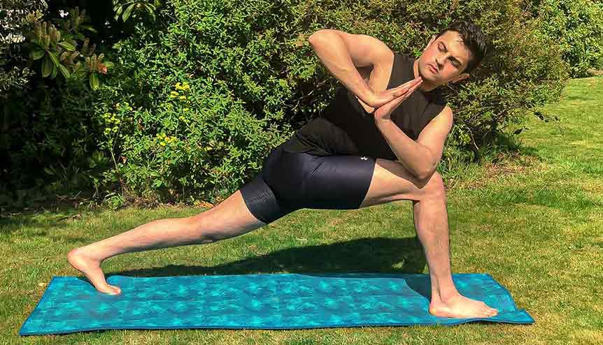 Get your heart right with Brazilian Jiu Jitsu and Yoga