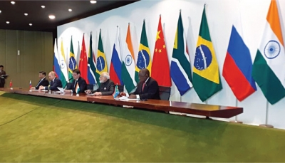 High on HCQ, India-Brazil ties may prosper from COVID-19