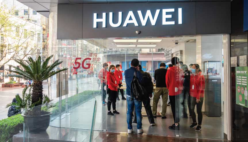 Huawei under the scanner in Covid-19 fallout