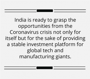India is wooing investors with agility, incentives and political will- Blurb1