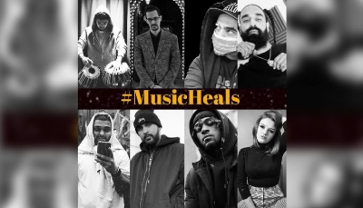 #MusicHeals A singer's path to new discovery