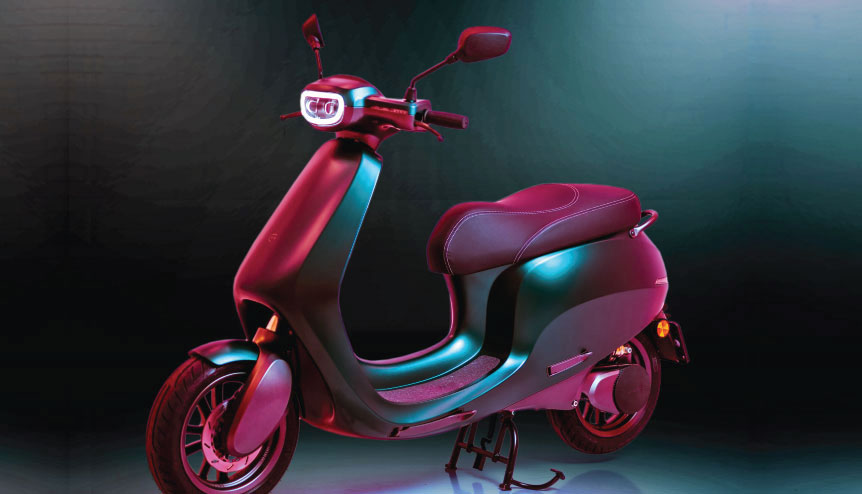 Ola Electric buys Dutch scooter company Etergo