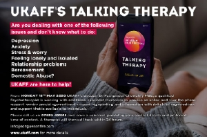 Talking Therapy on the film festival front