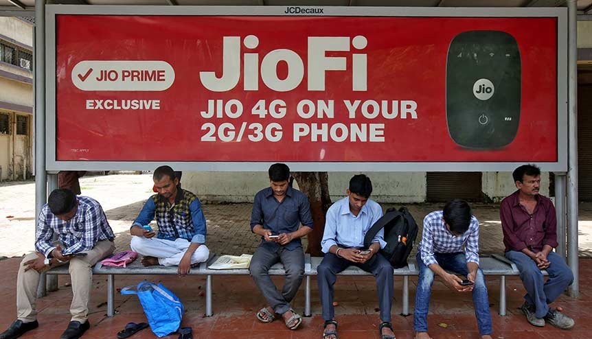Abu Dhabi Investment Authority invests $750mn in Jio Platforms