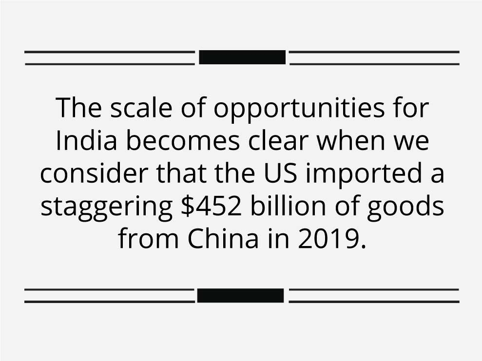 Advantage India as the world embraces the new normal