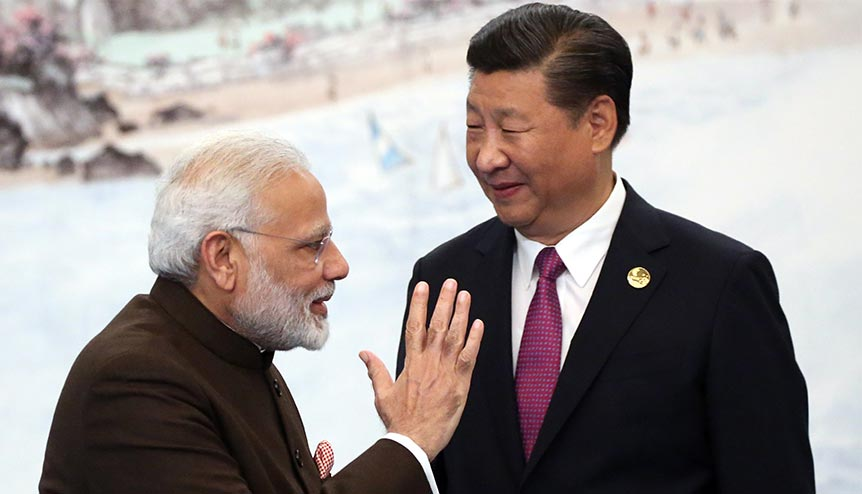 Away from the border, India targets China in the economic battlefield