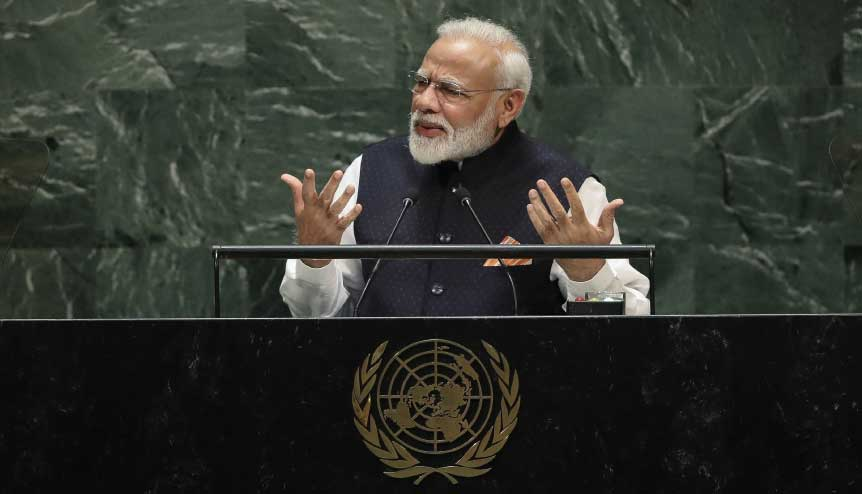 Changing world order sets the backdrop for India's stint at the UNSC