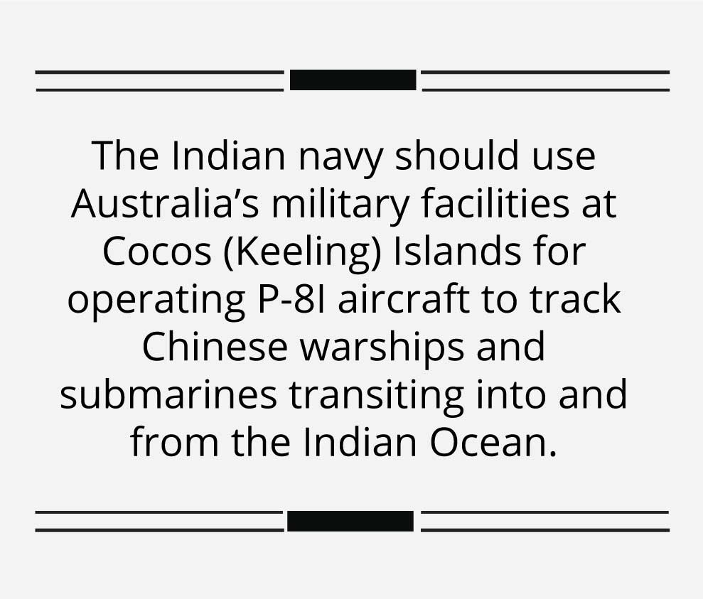 Countering China in the Indian Ocean