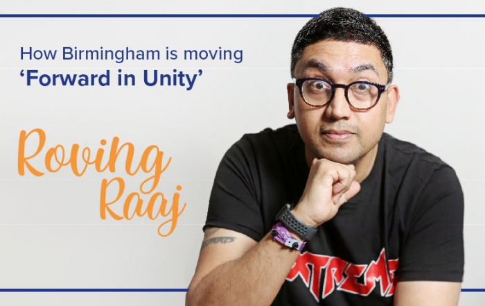 How Birmingham is moving 'Forward in Unity'