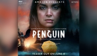 India's leading ladies unravel new crime thriller 'Penguin'