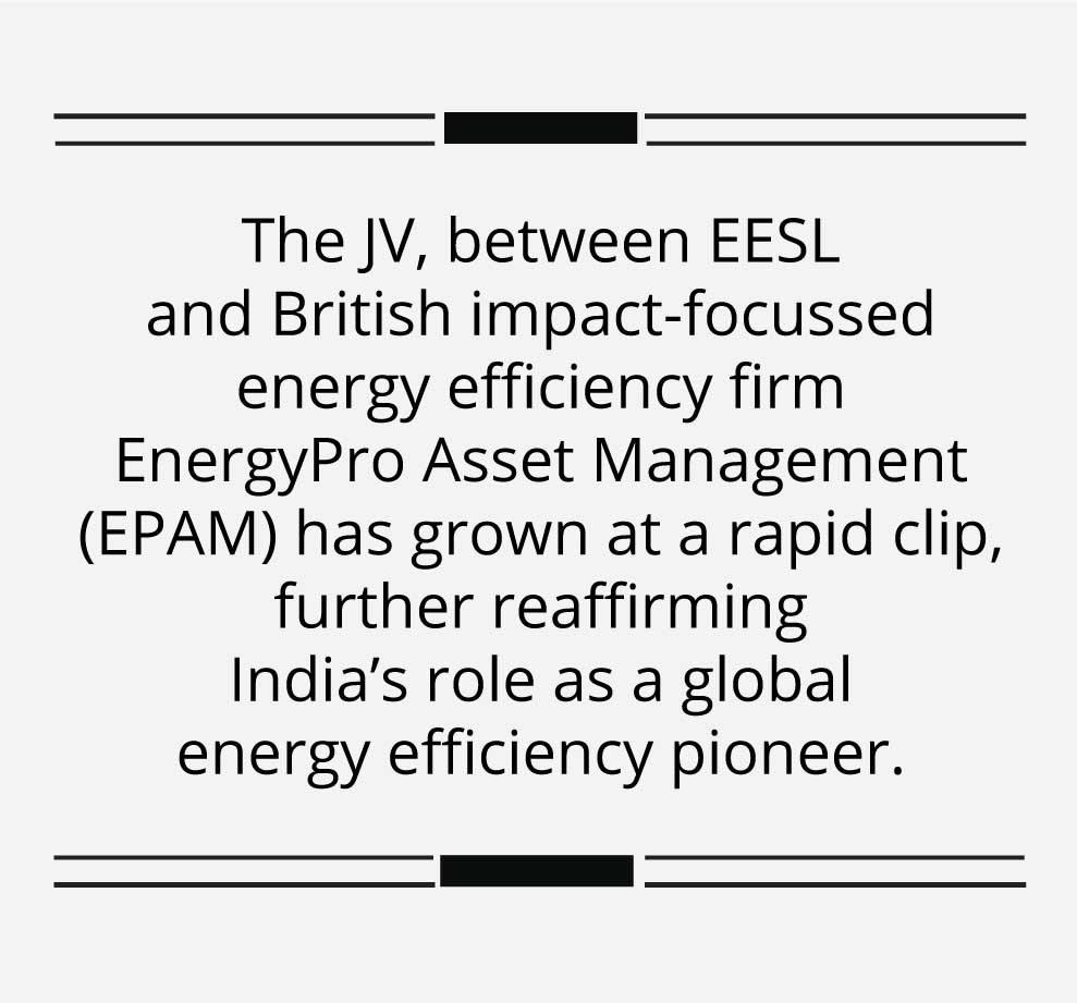 India's world-class energy service vocally local in UK