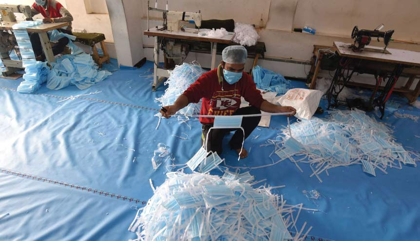 India must leverage PPE experience to attract business leaving China