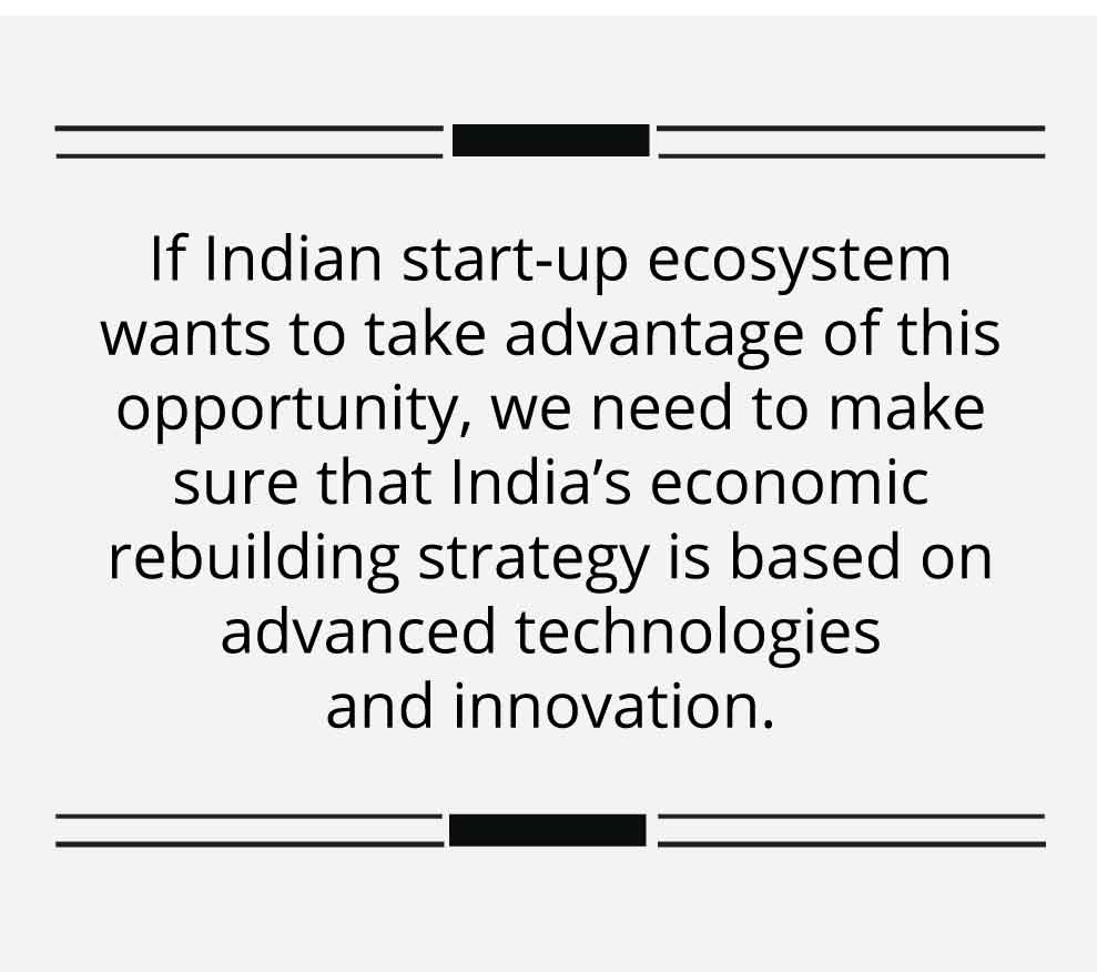 Rebuilding the Indian Startups Ecosystem