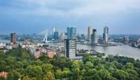 Rotterdam, a port of call for Indian companies into Europe