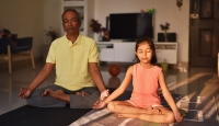 Tuning in to a virtual International Festival of Yoga