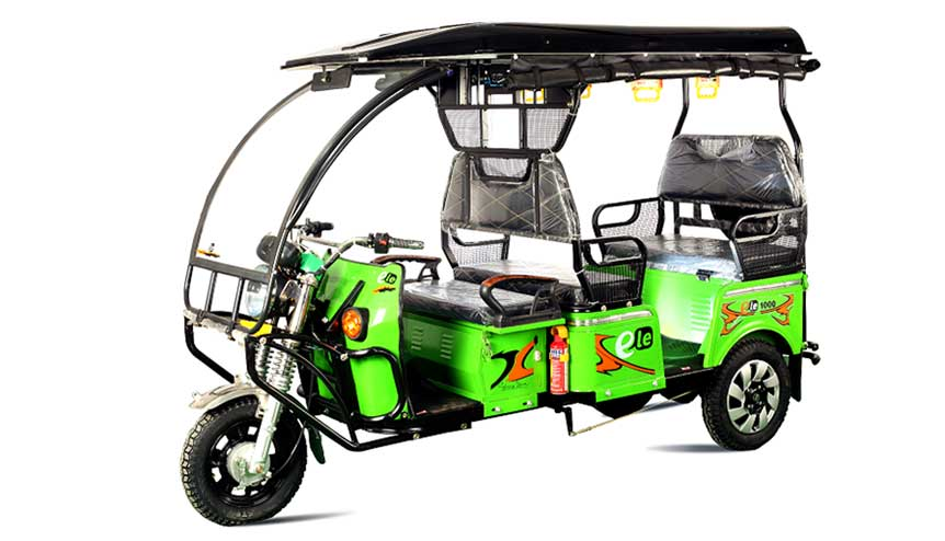 Ampere Vehicles acquires 74% stake in e-rickshaw firm Bestway