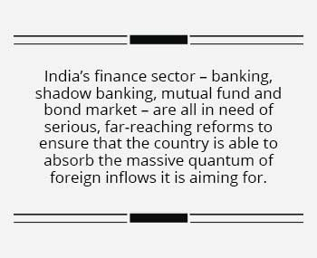 Finance sector reforms are a must for reaching $5-tn economy target