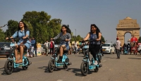 India's transport infrastructure Running on renewables