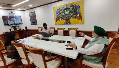 India, UK take a virtual stand on economic ties