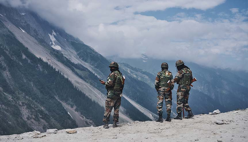 India has military edge over China in high altitude conflict zone