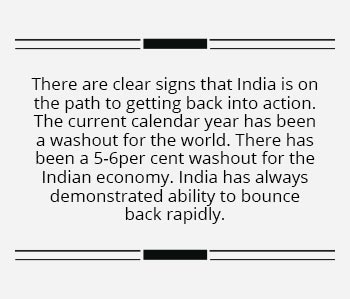 India is getting back into action – Piyush Goyal