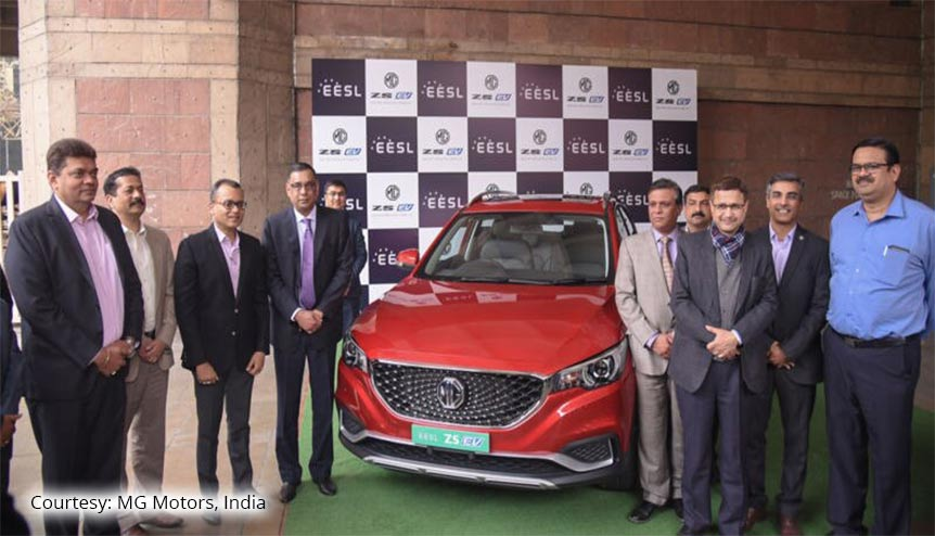 India is one of the most important markets for MG Motor