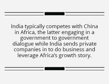 India reaping the rewards of an age-old partnership with Africa